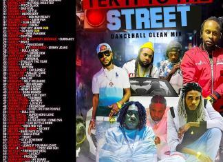 DJ ROY - Street Dancehall Dj Mix 2019