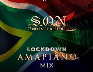 DJ Neptune – Sounds Of Neptune [ Lockdown Amapiano Mix ]