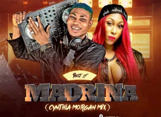 DJ OP Dot – Best Of Cynthia Morgan Mixtape (Madrina Mix)