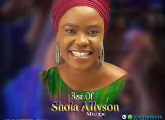 Best Of Shola Allyson Mix (All Shola Allyson Audio Mp3 Songs Mixtape)