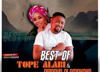 DJ Kisswise – Best Of Tope Alabi & Abiodun Olomoyoyo Mix 2020