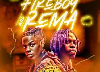 Rema VS Fireboy DML DJ Mixtape - Next Rated Face-Off