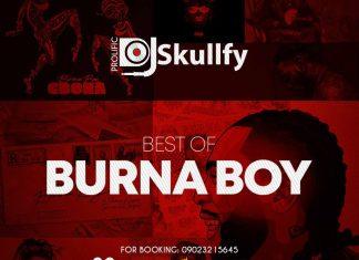 Prolific Dj Skullfy – Best Of Buna Boy (2020 Latest)