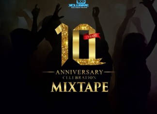 DJ Baddo – Tooxclusive 10 Years Anniversary Celebration Mix