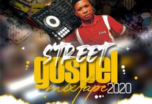 Nigeria Hip Hop Gospel Dance Party Mixtape (Street Gospel Non Stop Mix)