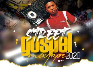 Nigeria Hip Hop Gospel Dance Party Mixtape (Street Gospel Non Stop Mix)