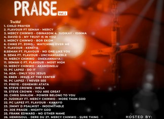 Morning Praise Mixtape - Slow Inspirational Worship Gospel DJ Mix