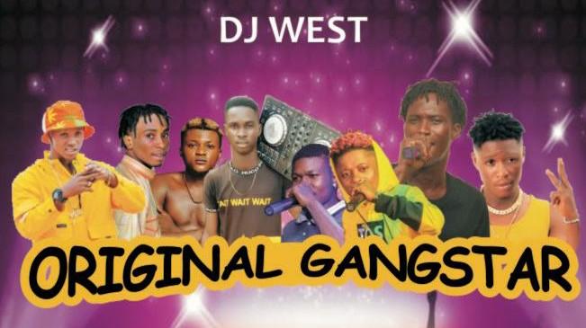 Dj West Imole Isolo – Original Gangstar Mix