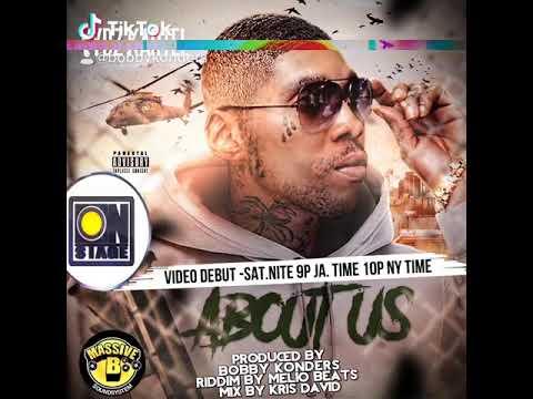Vybz Kartel Ft. Massive B – About Us mp3 download