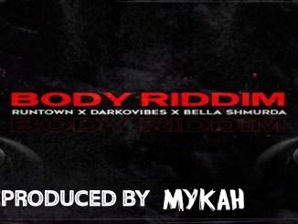 Runtown – Body Riddim (Instrumental)