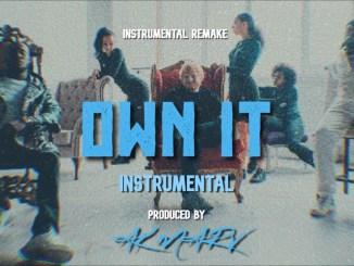 Stormzy – Own It Instrumental Ft. Ed Sheeran & Burna Boy