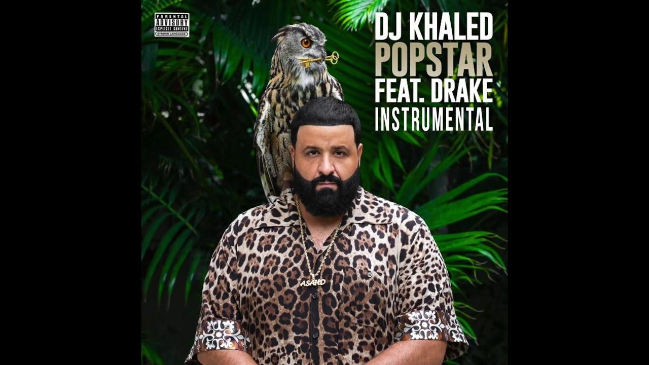 DJ Khaled Ft. Drake – POPSTAR Instrumental download
