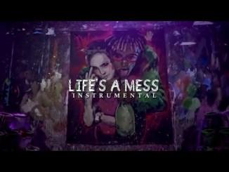 Juice WRLD – Life's A Mess Instrumental Ft. Halsey