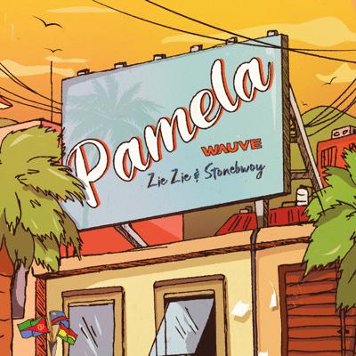 Wauve – Pamela Ft. Stonebwoy, ZieZie mp3 download