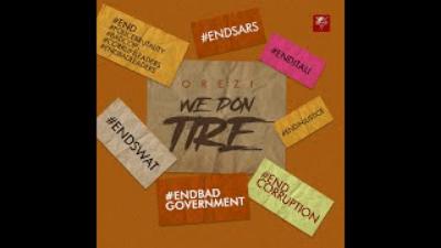 Orezi – We Don Taya mp3 download