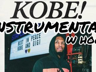 Dame D.O.L.L.A. – Kobe (Instrumental)