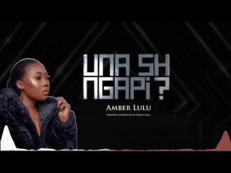 Amber Lulu – Unashingapi