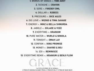 DJ Spinall – Everytime (Remix) Ft. Kranium, Benji Flow
