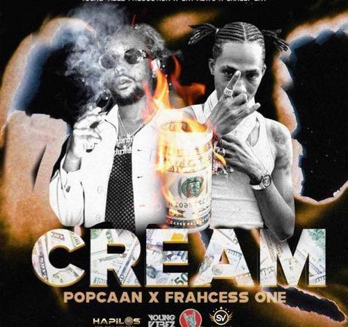 Popcaan – Cream Ft. Frahcess One mp3 download