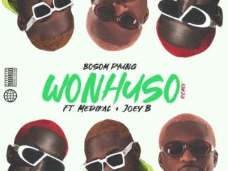 Bosom P-Yung Ft. Medikal & Joey B – Wonhuso (Remix)