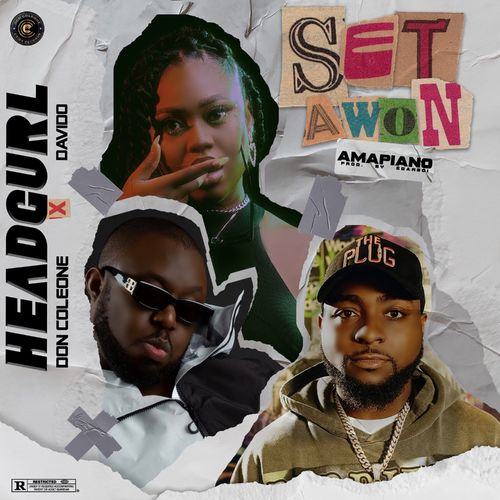 Headgurl Ft. Davido, Don Coleone – Set Awon (Amapiano Remix) mp3 download