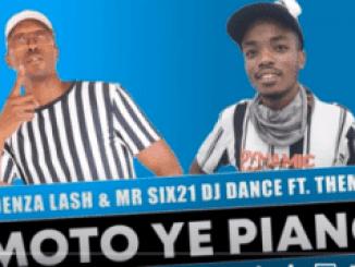 Madenza Lash, Mr Six21 DJ Dance – Imoto ye Piano Ft. Thembi