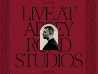 [ALBUM] Sam Smith – Love Goes: Live at Abbey Road Studios