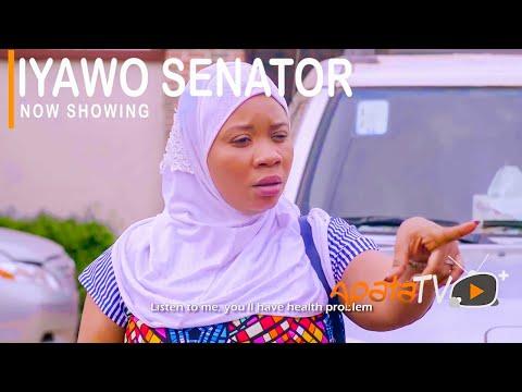 Movie  Iyawo Senator Latest Yoruba Movie 2021 Drama mp4 & 3gp download