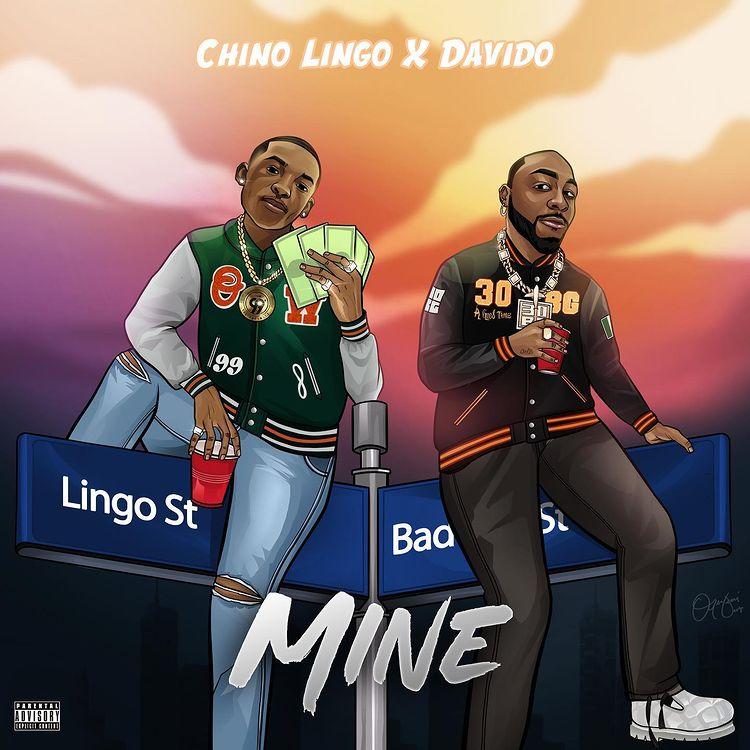 Chino Lingo – Mine Ft. Davido mp3 download