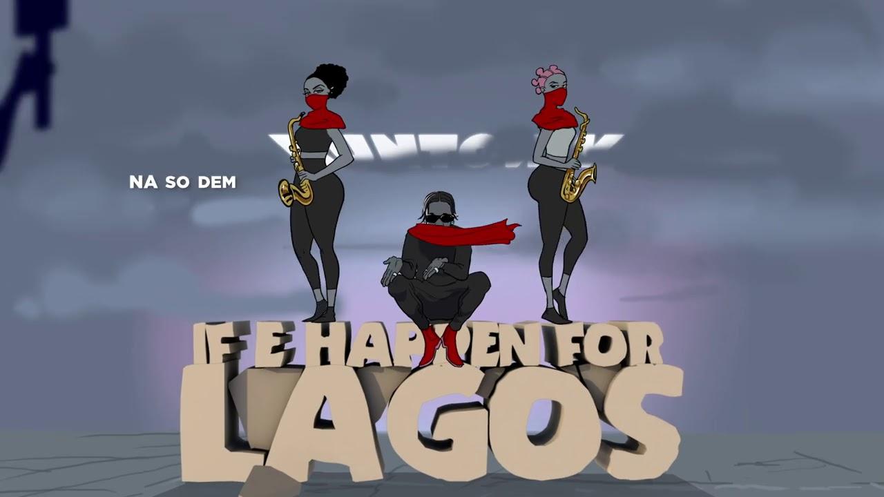 Runtown – If E Happen For Lagos mp3 download