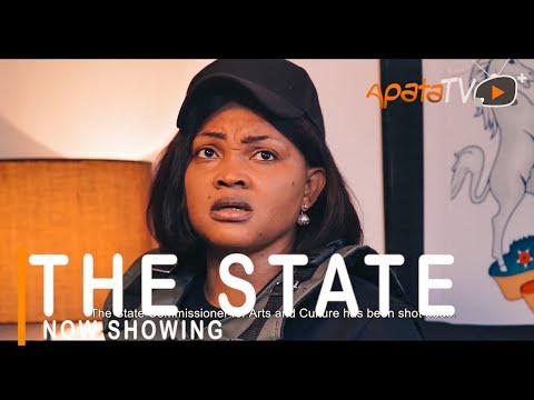 Movie  The State Latest Yoruba Movie 2021 Drama mp4 & 3gp download