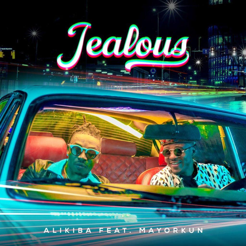 Alikiba – Jealous Ft. Mayorkun mp3 download