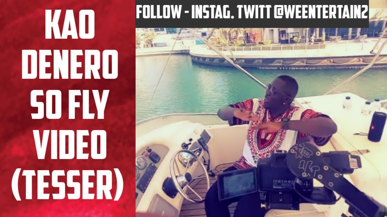 Kao Denero – So Fly mp3 download