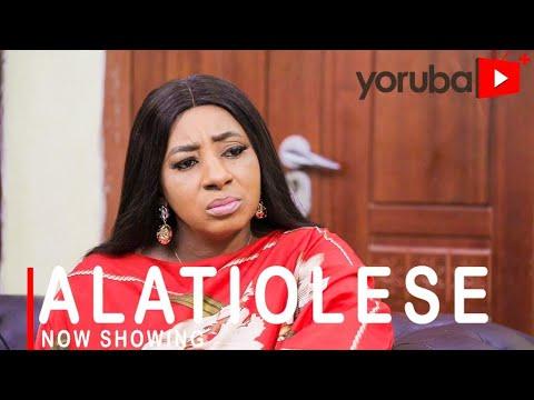 Movie  Alatiolese Latest Yoruba Movie 2021 Drama mp4 & 3gp download