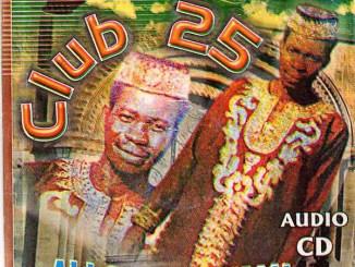 Ali Chukwumah & his Peace Makers Int'l – Club 25