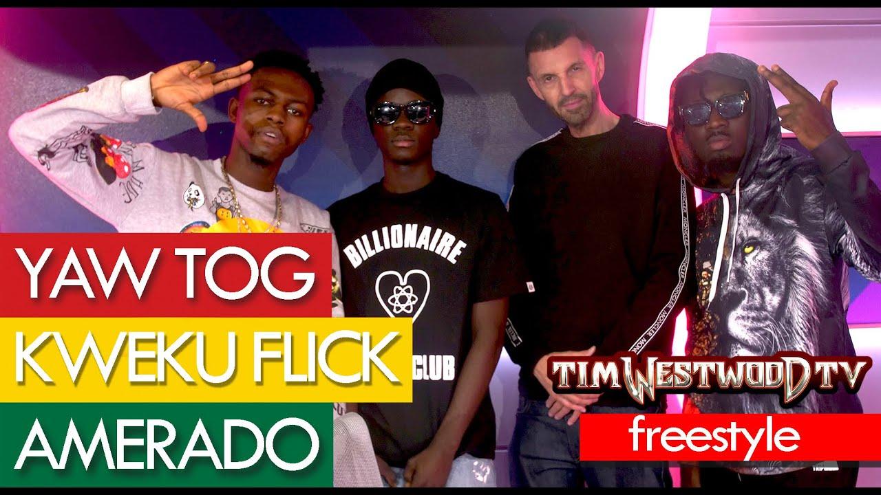 Amerado – Tim Westwood Freestyle mp3 download
