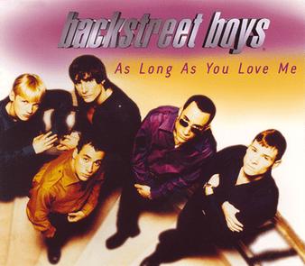 Backstreet Boys - As Long As You Love Me mp3 download