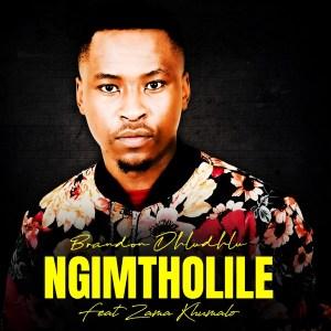Brandon Dhludhlu – Ngimtholile Ft. Zama Khumalo mp3 download