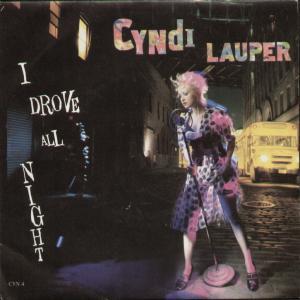 Cyndi Lauper - I Drove All Night mp3 download