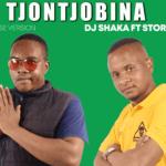 DJ Shaka -Tjontjobina Ft. Stormlyzer mp3 download