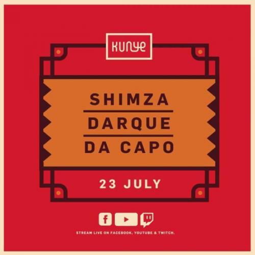 Darque, Da Capo & Shimza – Kunye Live Mix mp3 download