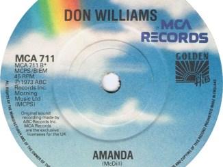 Don Williams – Amanda