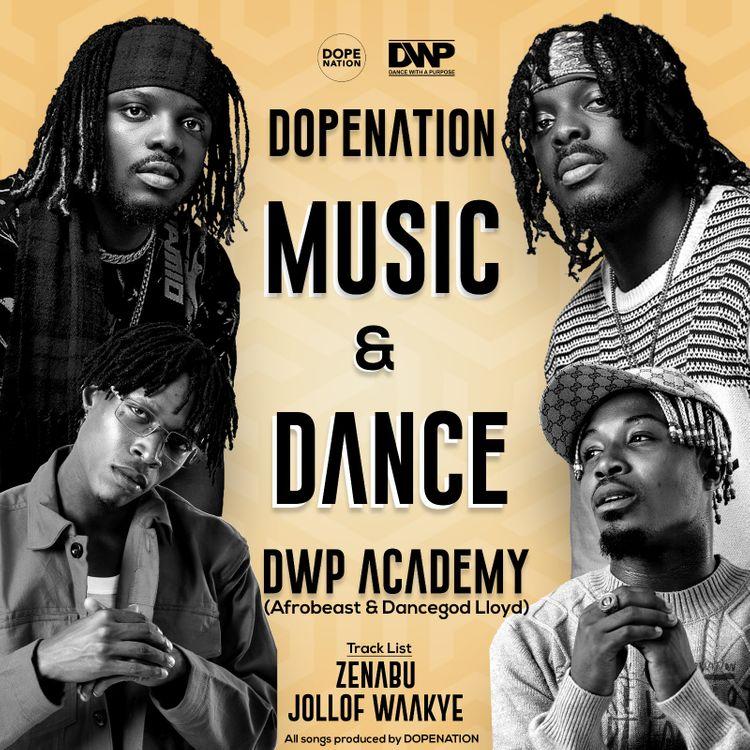 DopeNation x Dancegod Lloyd x Afrobeast x DWP Academy – Zenabu mp3 download
