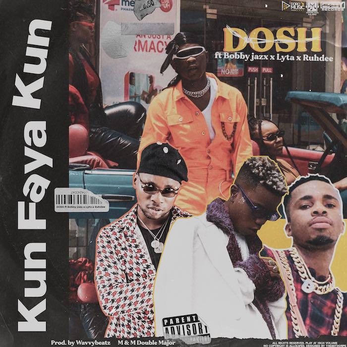 Dosh Ft. Bobby Jazx, Lyta & Ruhdee – Kun Faya Kun mp3 download