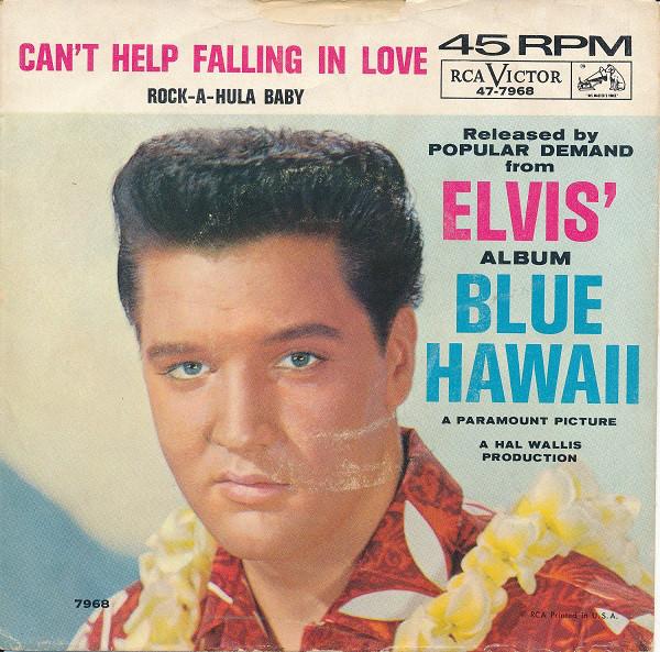Elvis Presley - Can't Help Falling In Love mp3 download