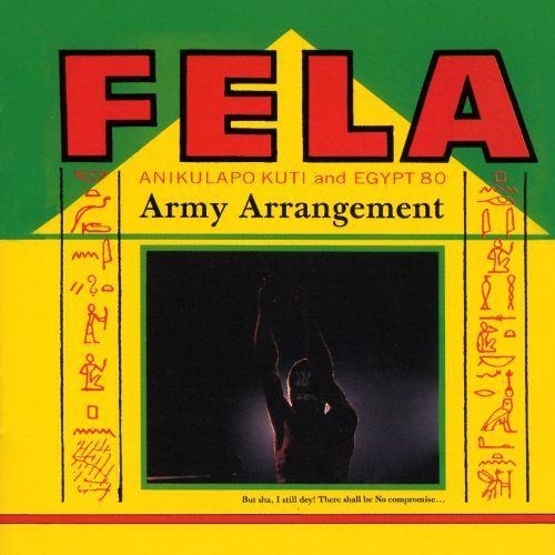 Fela Kuti - Army Arrangement mp3 download