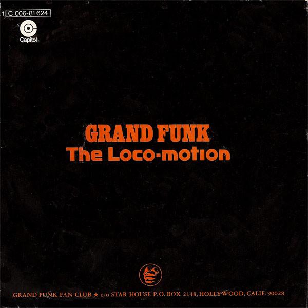 Grand Funk Railroad - The Loco-Motion mp3 download
