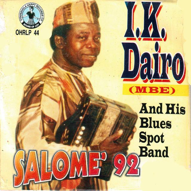 I.K. Dairo - Mo So Rire mp3 download