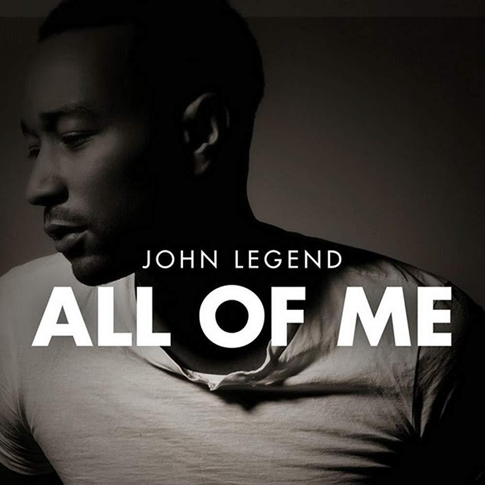 John Legend - All of Me mp3 download