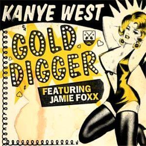 Kanye West Ft. Jamie Foxx - Gold Digger mp3 download